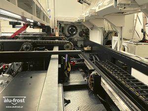 Mazak laserowa wycinarka do rur i profili